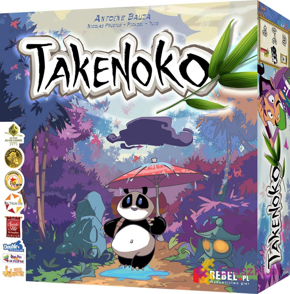 Takenoko | Rebel // darmowa dostawa od 249.99 zł // wysyłka do 24 godzin! // odbiór osobisty w Opolu
